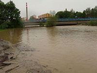 Trail pod mostem v Lipníku