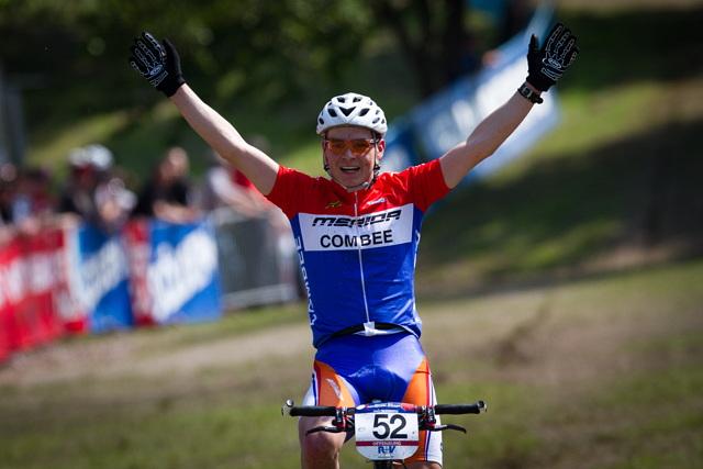 Michiel Van Der Heijden vítězí