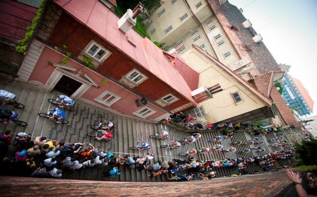 Pražské schody 2010