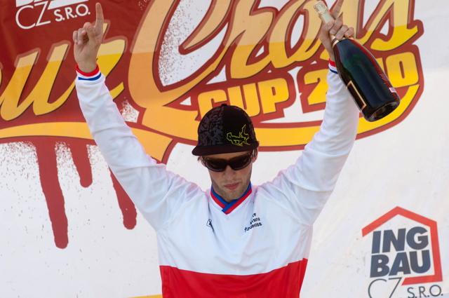 Kamil Tatarkovič mistrem republiky 4X 2010