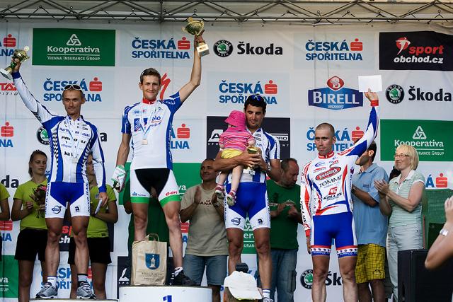 Jan Jobánek zvítězil na Drásalovi