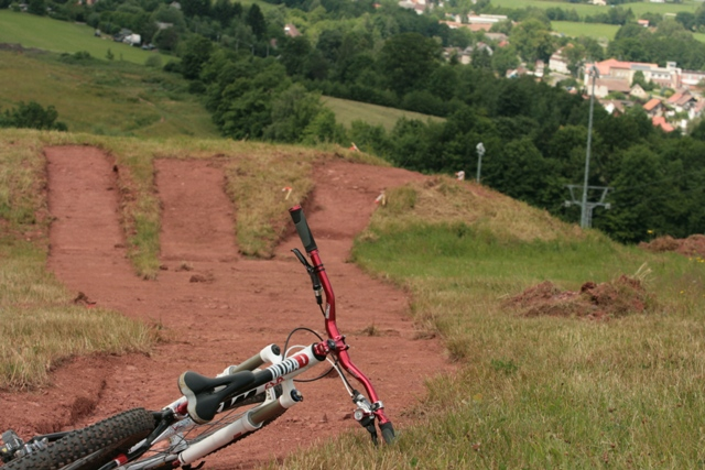 bikepark Mladé Buky
