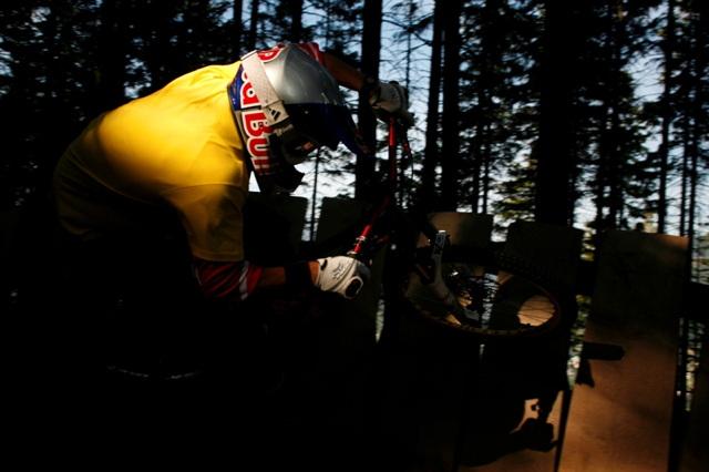 Kdo je hlavním designérem trailu a bikeparku ve Špindlerově Mlýně?