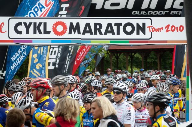 Cyklomaraton Tour