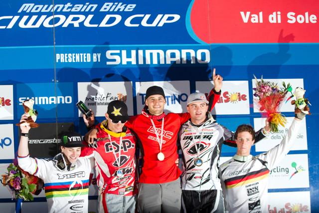 Světový pohár 4X Val di Sole 2010