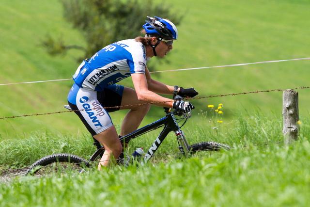 Jiří Hudeček nejlepším bikerem na Outdoor Trophy 2010