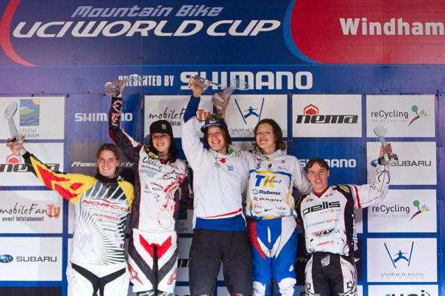 Světový pohár 4X 2010 ženy