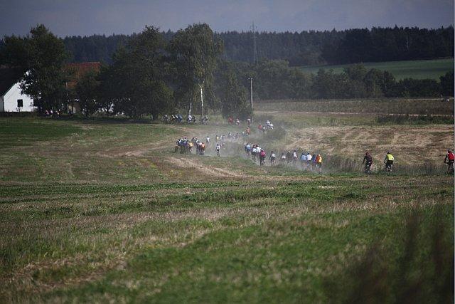 Galaxy Kenda Soběslavský maraton 2010