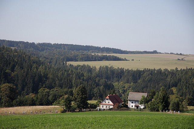 Oderská Mlýnice - krajinka
