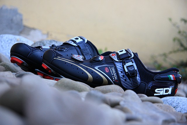 Sidi Dragon 2 SRS Carbon