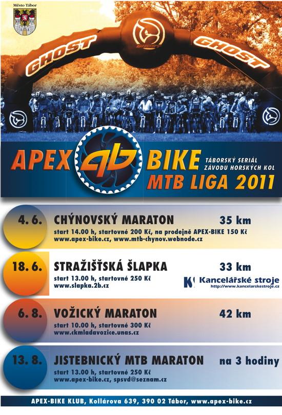 Apex Bike MTB liga 2011