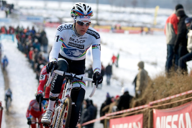 Niels Albert na Superprestige 2012