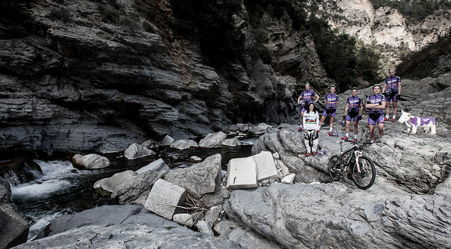 Milka Superior MTB Racing Team 2012
