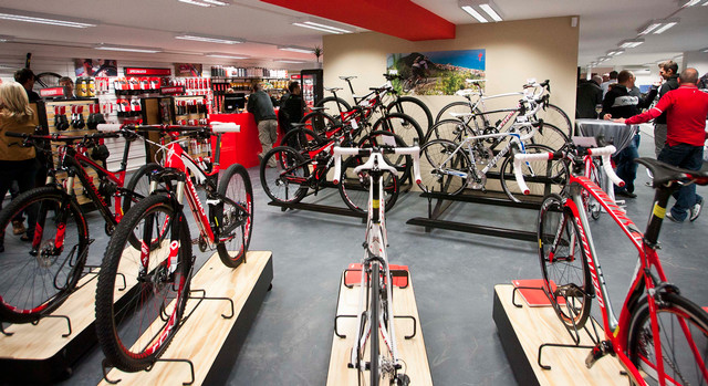 Specialized Concept Store Brno