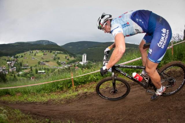 V Peci pod Sněžkou se připravuje mistrovství ČR horských kol
