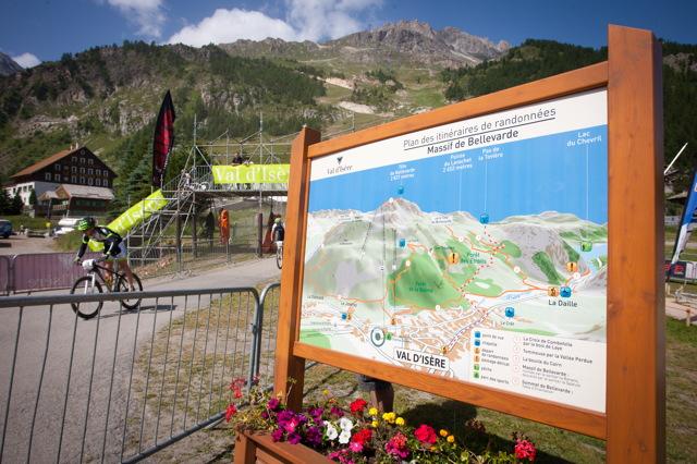 Světový pohár MTB 2012 ve Val d'Isere