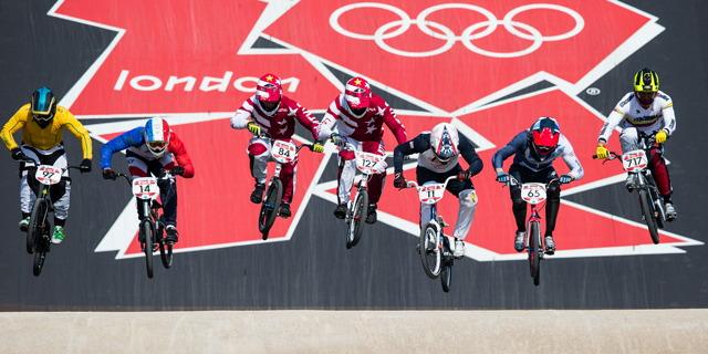 BMX - Olympijské hry 2012