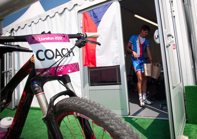 Viktor Zapletal na Olympijských hrách 2012