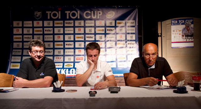 Toi Toi Cup 2012/2013 - tisková konference