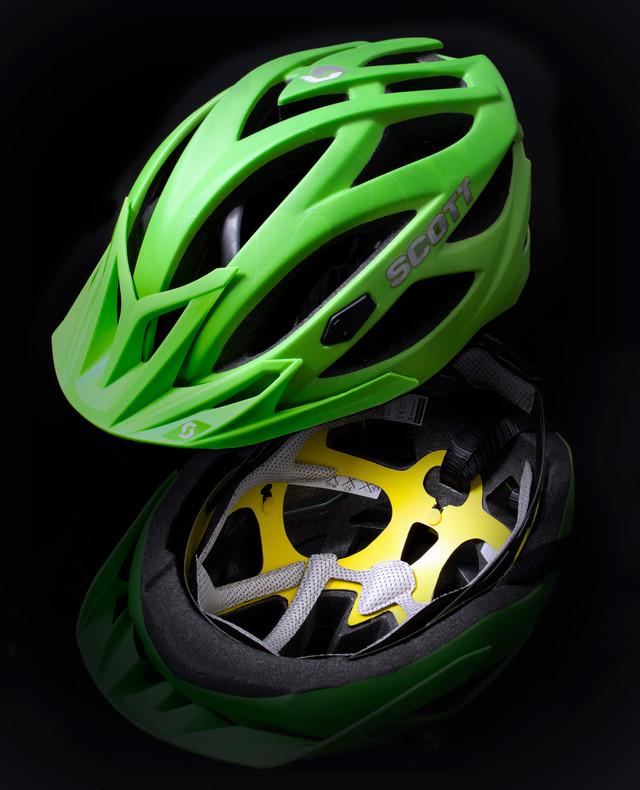 Cyklistická přilba Scott Lin s ochranným prvkem MIPS