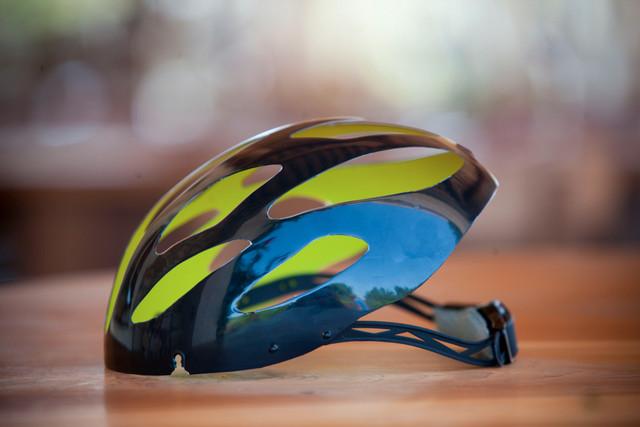 MIPS vložka do cyklistické přilby