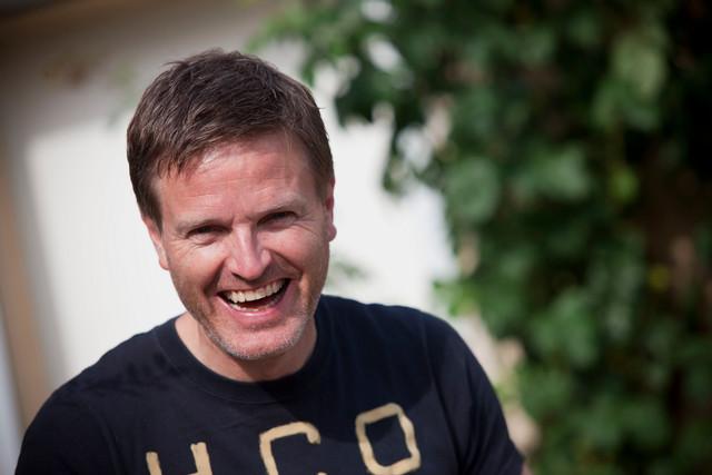 Niklas Steenberg, CEO společnosti MIPS Technology