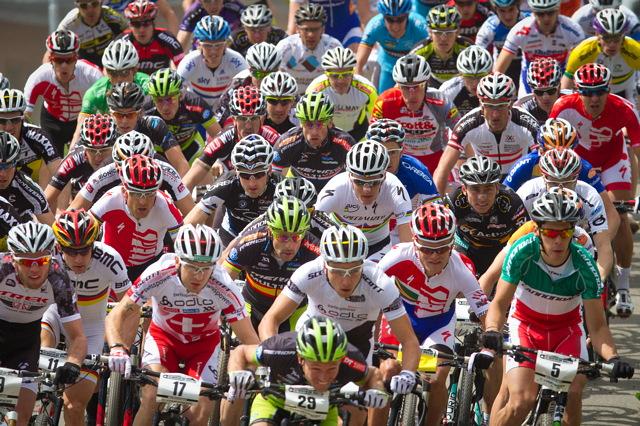 Světový pohár MTB v Novém Městě na Moravě