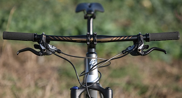 Specialized stumpjumper comp 29 bike technika for Flying spaces gebraucht