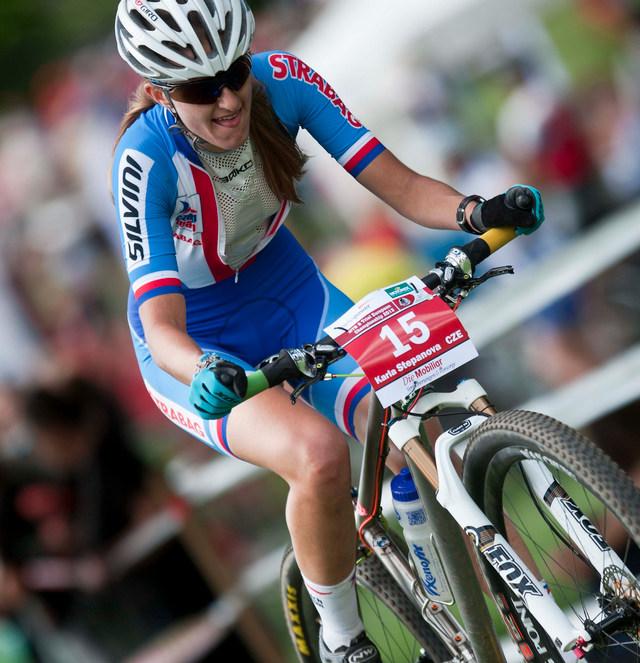 Mistrovství Evropy MTB 2013, Bern - Karla Štěpánová