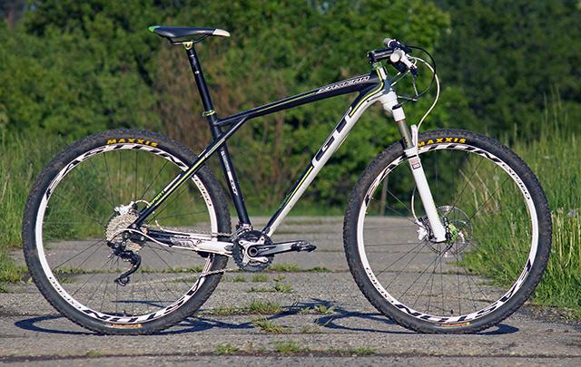 Gt zaskar le 9r expert 29er mountain bike 2014 bikes amp frames