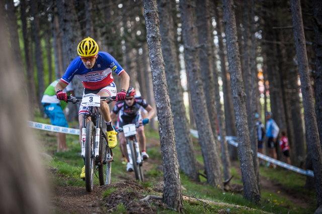 Světový pohár MTB 2013 - Andorra