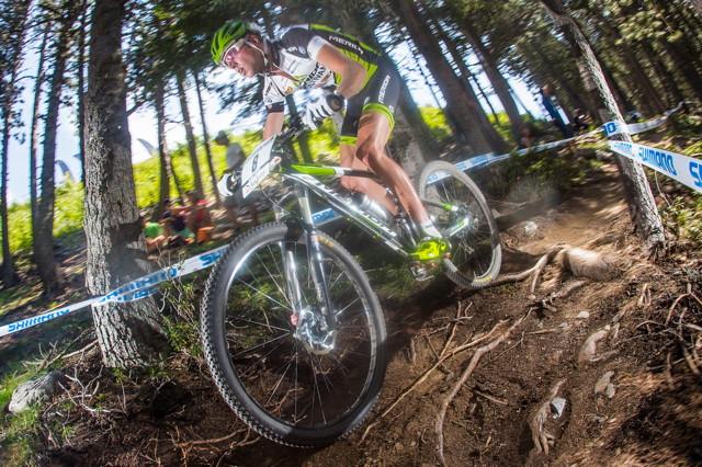 Světový pohár MTB 2013 - Andorra: Ondřej Cink si klestí cestu k první medaili v závodě SP