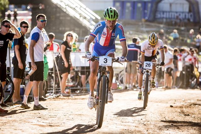 Mistrovství světa MTB 2013, Pietermaritzburg: Ondřej Cink