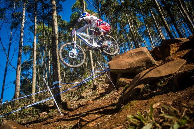 Mistrovství světa MTB 2013, Pietermaritzburg: Rachel Atherton
