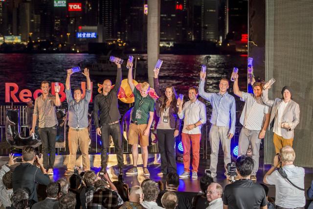Nejlepší fotografové Red Bull Illume 2013, Dan Vojtěch třetí zprava