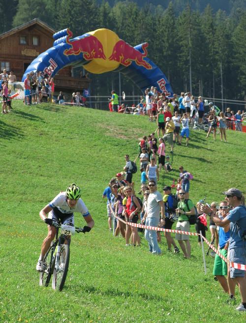 Dolomitenmann 2013 - Kristián Hynek potřetí v řadě zajel nejrychlejší úsek MTB