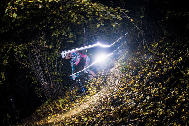 Trek Prague Night MTB Series 2013: Petr Koudelka