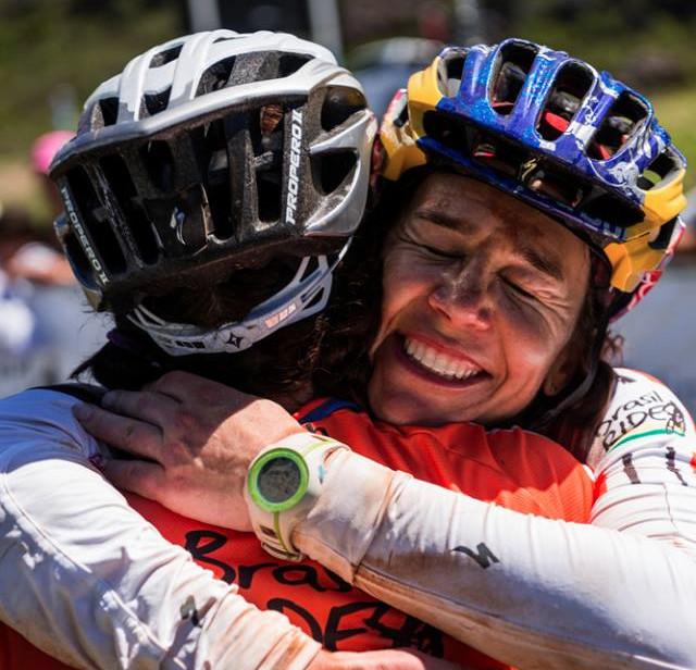 Brasil Ride 2013: vítězky Rebecca Rusch/Selene Yeager