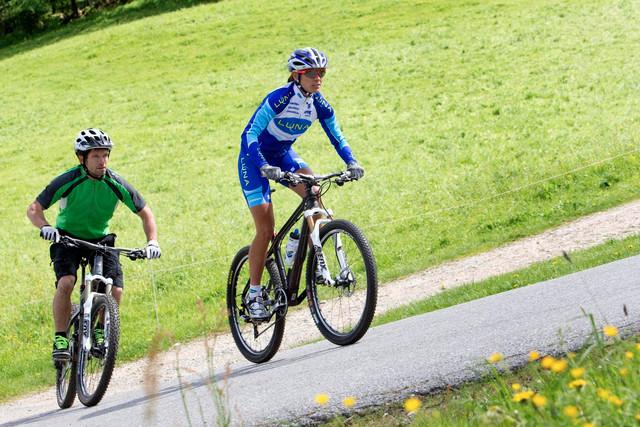 Škola kola - Kateřina Nash a Josef Dressler