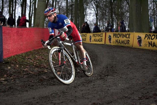 Francis Mouray - SP cyklokros Namur 2013
