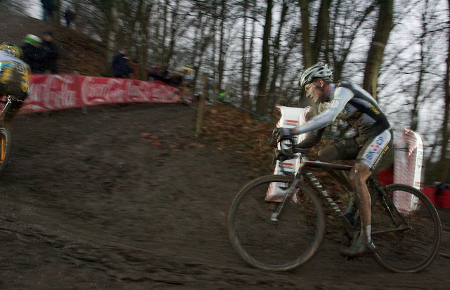 Lubomír Petruš - SP cyklokros Namur 2013