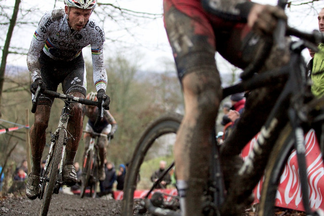 Sven Nys - SP cyklokros Namur 2013