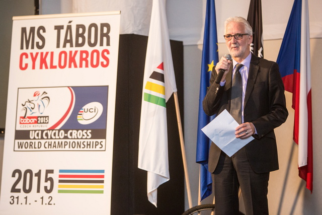 Brian Cookson - prezident UCI