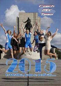 Kalendář 2015 - Czech Mix Team