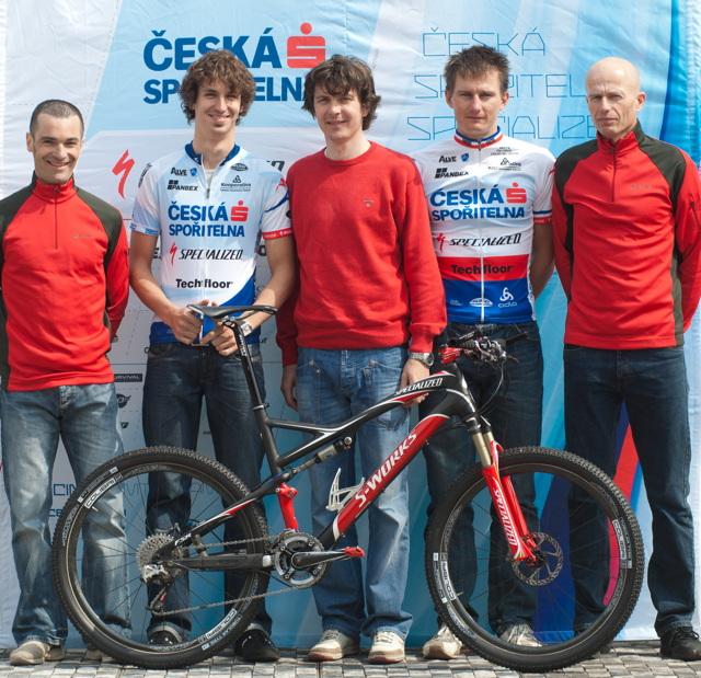 Česká spořitelna Specialized MTB Team
