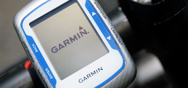 Garmin Edge 500 TEST