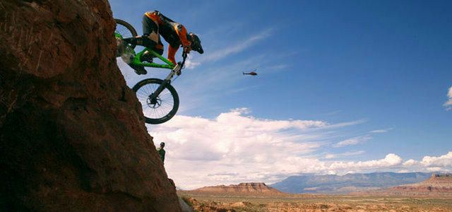 Fotogalerie - Red Bull Rampage 2010