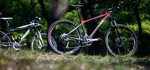 Merida O-Nine vs. 4Ever XC2 fotogalerie