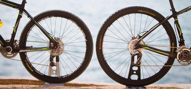 Bikes 26 Vs 29 estadvacet nebo devtadvacet