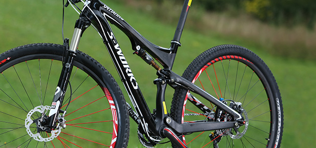 Specialized Epic 29 S-Works 2012